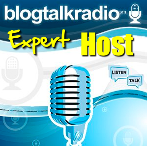 Blog Talk Radio Exert Host